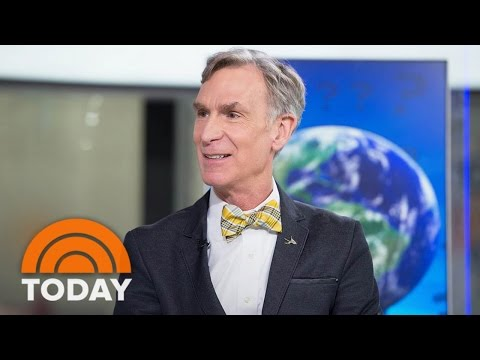 Bill Nye Reveals Amazing Facts For Earth Day Like If Black Flowers Exist | TODAY