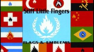 Watch Stiff Little Fingers Human Shield video