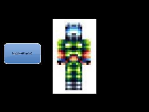 Minecraft Skin Names