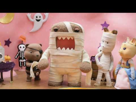Exclusive Domo Halloween at Target