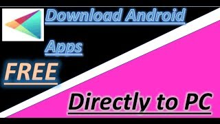how to use android app in windows 10/8/7 hindi || technical question world ||