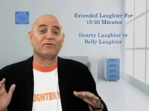 Why Laughter Yoga - 3 Reasons