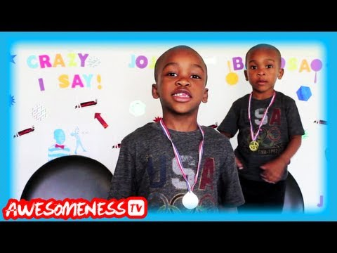 Olympic Training with Zay Zay and Jo Jo - Crazy I Say Ep. 8