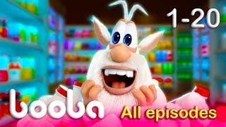 بوبا افلام كرتون كامل حلقات 20-1 - فيلم كرتون كيدو للأطفال