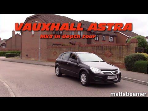 2008 Vauxhall Astra H Mk5 hatchback 1.7CDTI hatchback. Interior, exterior detailed in depth tour