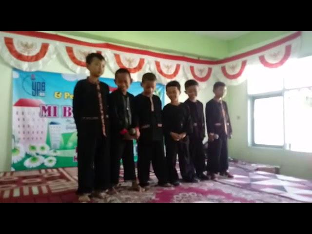 Drama kabaret siswa SD/MI Baitur Rohim