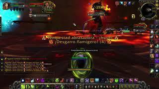World of Warcraft Legion: Aggramar Boss Battle