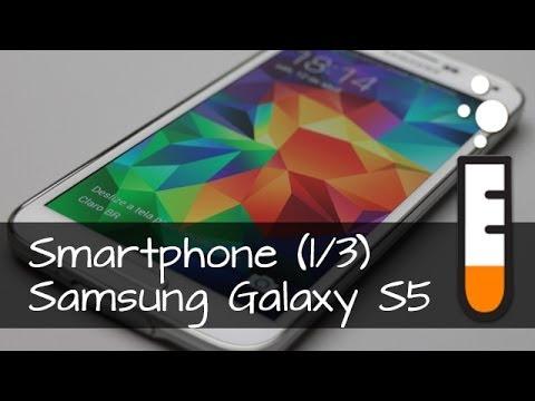 Galaxy S5 Samsung Smartphone SM-G900M (parte 1/3) - Resenha Brasil