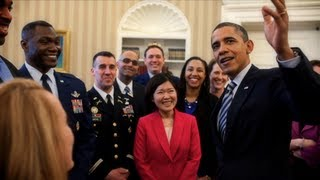 Become a White House Fellow!