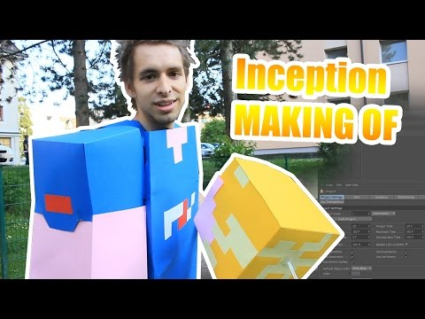 Inception - Minecraft Animation: Making Of BHTS