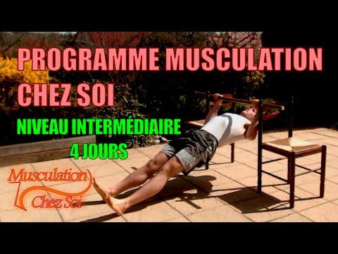 Programme de musculation prise de masse sans mat riel - Programme alimentaire prise de masse musculaire ...