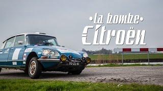 La Bombe Citroën - Citroen DS Rally - ENG SUBS