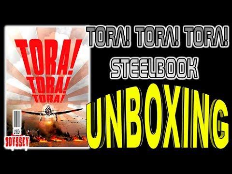 Tora! Tora! Tora! - Blu-ray Steelbook Unboxing