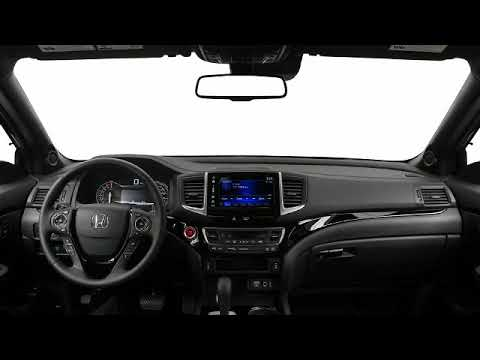 2019 Honda Ridgeline Video