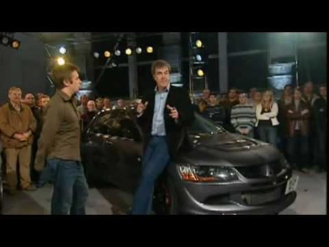 Top Gear: Evo vs Lamborghini
