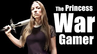 The Princess War Gamer (Princess Bride + Monty Python Parody)