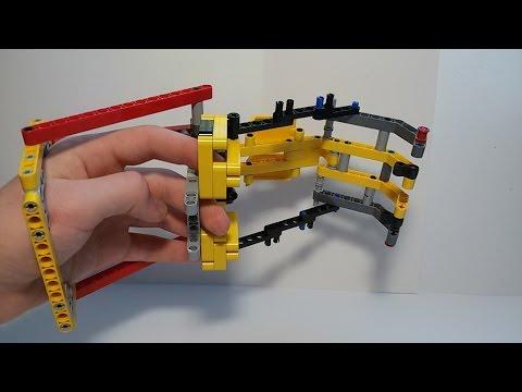 ✅РУКА ЭКЗОСКЕЛЕТ из ЛЕГО | LEGO HAND EXOSKELETON✅