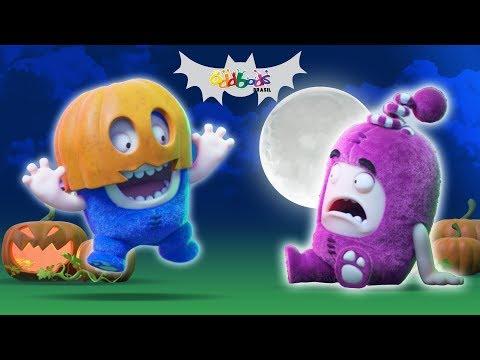 Oddbods | Lanterna de Abóbora | Desenho Animado Especial de Halloween