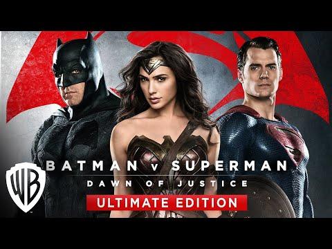 Batman v Superman: Dawn of Justice Ultimate Edition Trailer