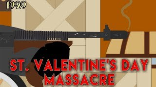 St. Valentine's Day Massacre  (1929)
