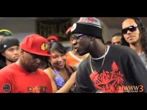 $1000 Rap Battle - Danny Myers vs P Muny - AHAT
