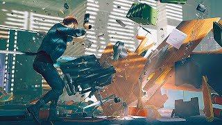 CONTROL - E3 2018 Gameplay Demo PS4