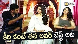 Actor Vishal says Varalakshmi is Best than Keerthy Suresh in Pandem Kodi 2 Movie