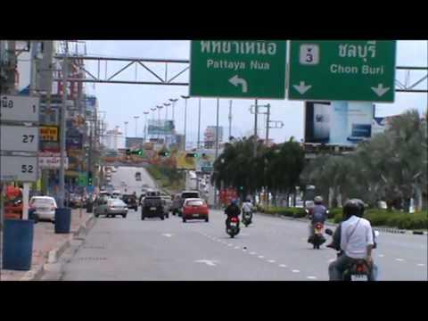 Sukhumvit Road Pattaya – June 2012