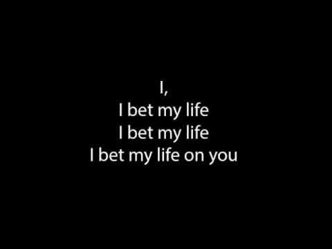 Imagine Dragons - I Bet My Life (lyrics) video