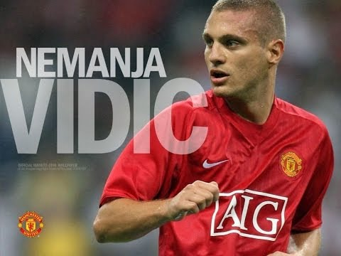 Nemanja Vidic - Tribute to a Legend HD