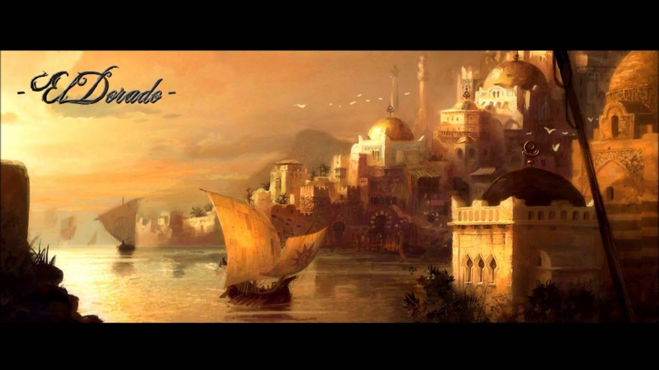 Film Music - El Dorado - Peter Crowley Fantasy Dream - YouTube