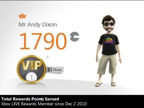 Microsoft Ponts Gratis con Xbox LIVE Rewards | Gana por comprar!