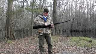 Stoeger Model 2000 2nd test fire.