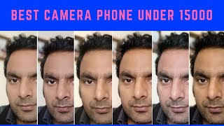 Best Camera Phone under 15000 in India (December 2018)