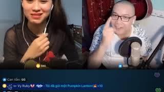 BiGo Live | 10 Câu Hỏi Bá Đạo Của Chú Bảo Vệ Với Gái Xinh Hay Hơn Sơn Sói