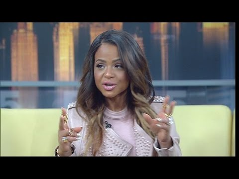 Christina Milian Is 'Turned Up' On Good Day New York