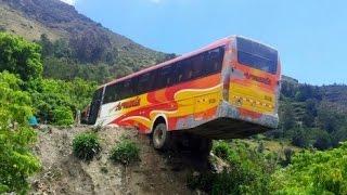 La 9 Carreteras Mas Mortales del Mundo - NO APTA PARA CARDIACOS