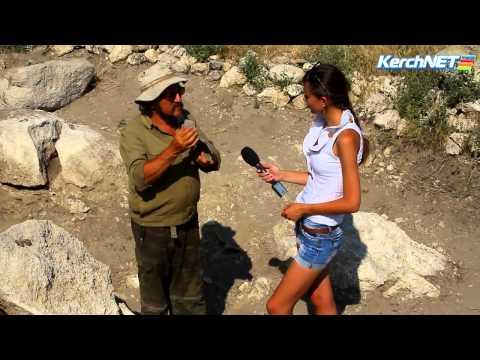 Керчь: В Керчи археологи нашли амфору времен Трои