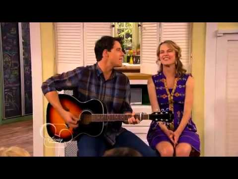 Good Luck Charlie - GoodBye Charlie - Series Finale - Teddy and Spencer's Performance