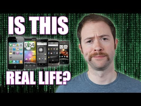 Are Cell Phones Replacing Reality? | Idea Channel | PBS