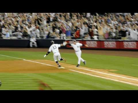 Arod A-Rod Alex Rodriguez Grand Slam vs Twins May 14th 2010 19th career gland slam Video