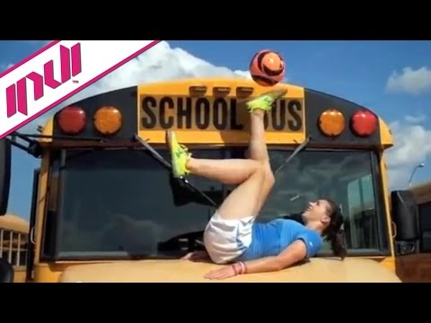 Indi Cowie : High School Soccer Freestyle Training   Green Hope High video