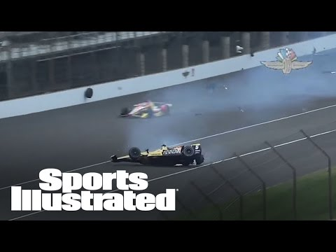 Ryan Hunter-Reay on James Hinchcliffe crash: 'Things were looking touch and go at times' | SI NOW