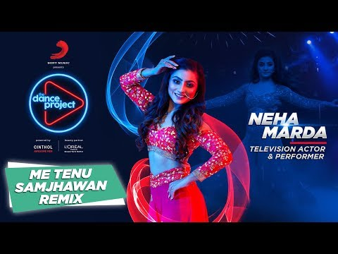 Samjhawan - Remix | Neha Marda | Wedding Dance | Bollywood Choreography | The Dance Project