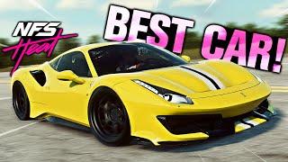 Need for Speed HEAT - The RAREST Car In The Game!! (Ferrari 488 Pista Customization)