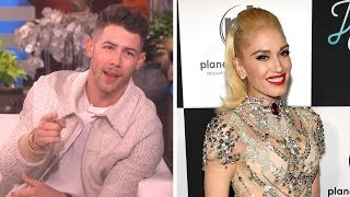 Nick Jonas REPLACES Gwen Stefani On The Voice