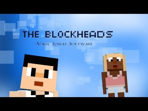 The Blockheads - iPhone & iPad Gameplay Video