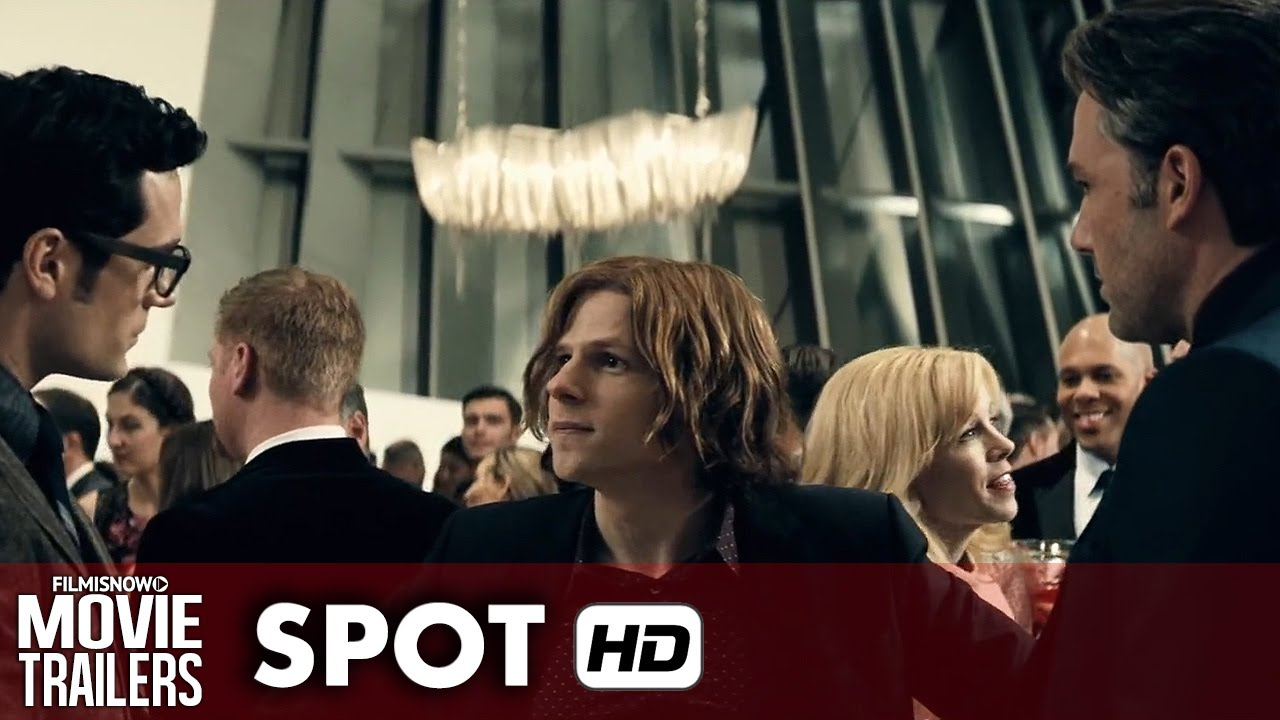 BATMAN V SUPERMAN: DAWN OF JUSTICE - TV Spot #2 [HD]