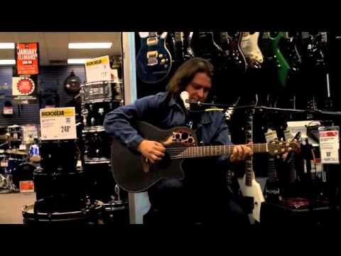 Roman Miroshnichenko - Etudes Medley Guitar Center Master Class