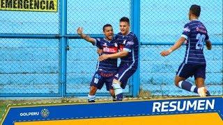 Resumen: San Martín vs. Real Garcilaso (2-3)